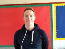 Mr D. McEntee - Teacher